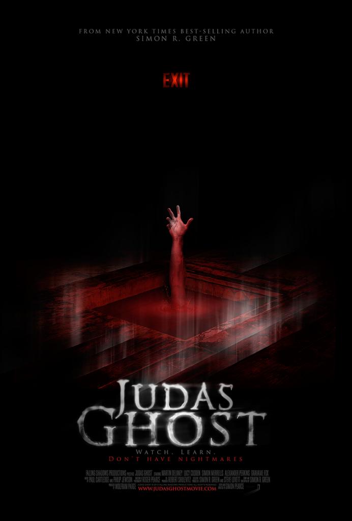 JudasGhostPoster